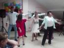 Флэшмоб! Танцуем все вместе и на месте не стоим! 💃💃💃 Свадьба Дмитрия и Натальи 26.08.17