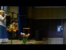 Концерт День России Букет из белых роз