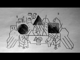 Хармс // Шесть Мертвых БолгарЪ — Филигранная точность бытия