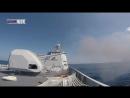 Вежба кинеске морнарице у Аденском заливу