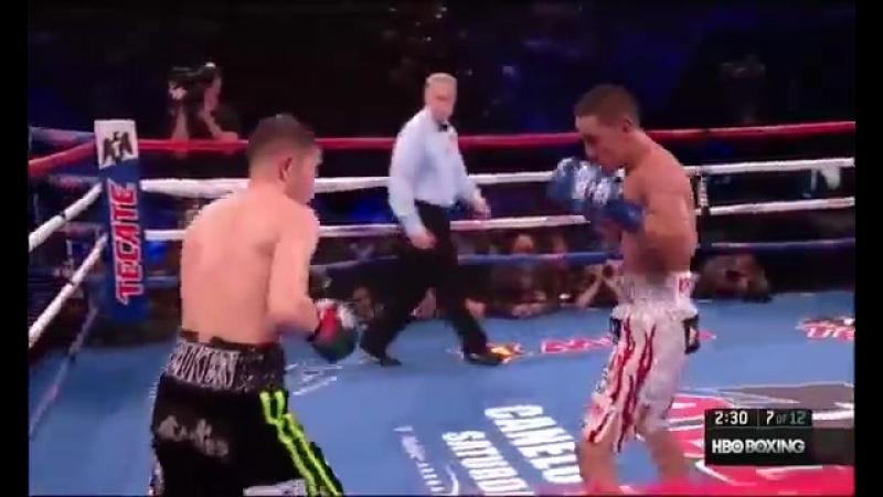 Juan Francisco Estrada vs Carlos Cuadras