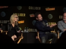 NYCC Panel with The X-Files Cast Part 2