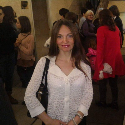Екатерина Москвина
