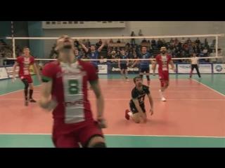 HIGHLIGHTS. Урал — Локомотив Суперлига 2017-18. Мужчины