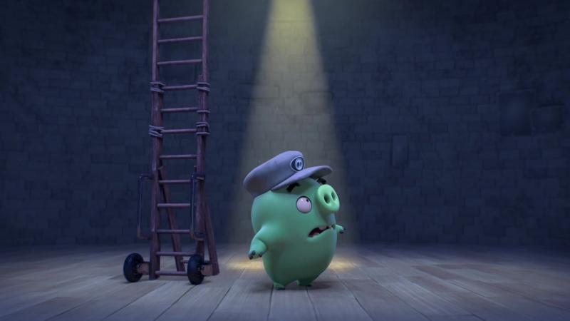 64. Up The Ladder. Истории свинок