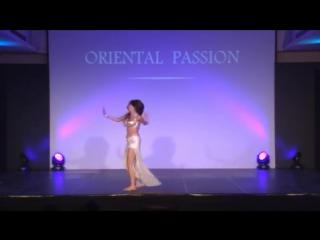 DINA (EGYPT) 2016 ORIENTAL PASSION FESTIVAL - ENTRANCE-SIRET EL HOB 14024