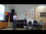 Творческая встреча с А.Канцбергом. Об армянской и еврейской музыке