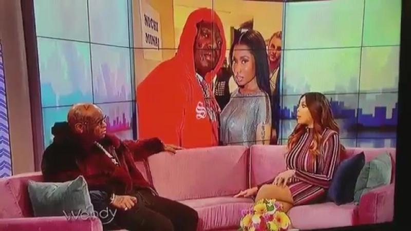 Birdman praises Nicki Minaj on The Wendy Williams show.