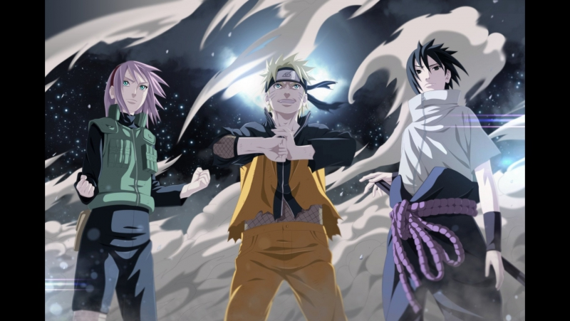 Наруто「AMV」- Two Steps From Hell - Victory ♪