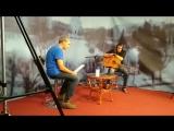 Максим Ермачков на ТВ Царское Село