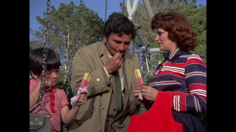 Коломбо - Сезон 1 (1971—1972) - Серия 2 Смерть протягивает руку