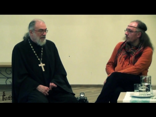 Другой подход к Духовной жизни - историк религии, кандидат богословия Василий Чернов и игумен Петр Мещеринов