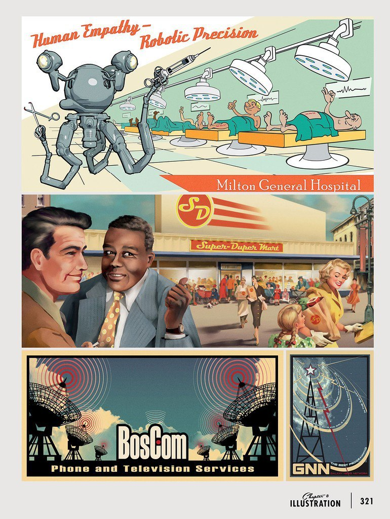 Реклама Бостона до войны