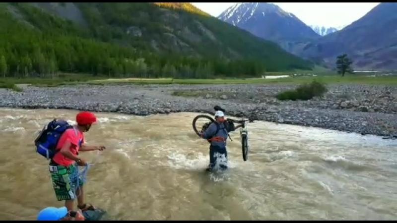 Велотур по Горному Алтаю с турклубом Место Силы