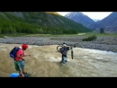 Велотур по Горному Алтаю с турклубом Место Силы Велоштурм Талдуринского ледника