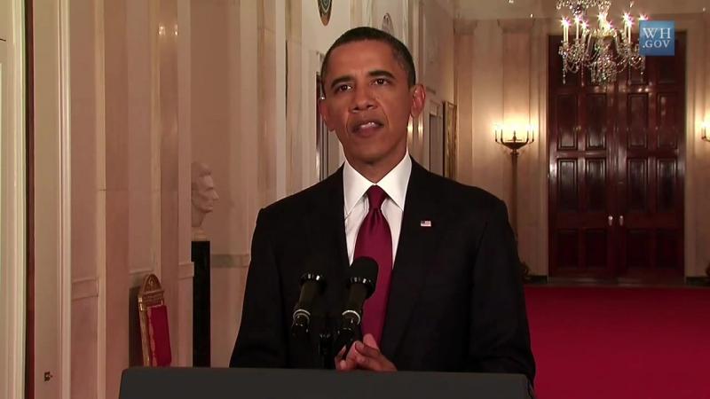 Whatever it takes... Barak Obama