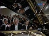 Рахманинов. Концерт №2 для фортепиано с оркестром. Солист Алексис Вайссенберг, дирижёр Герберт фон Караян. Запись 1974г.