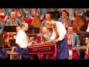Тарас Козьменко и Национальная капелла бандуристов Киев Консерватория им П И Чайковского 12часть