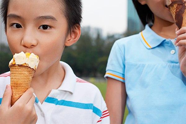 Экспорт российского мороженого в КНР достиг рекордаВ Китай было экспо