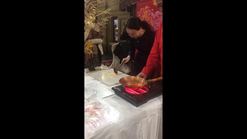 ГУМ Китайский Новый год