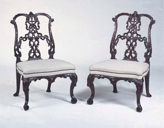 история создания кресла