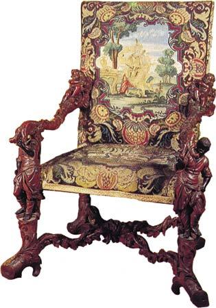 история кресла