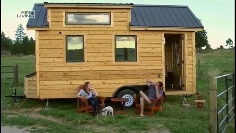 Большие мечты о маленьком доме, 1 сезон, 2 эп. Дерек и Мэри: маленький домик в прериях