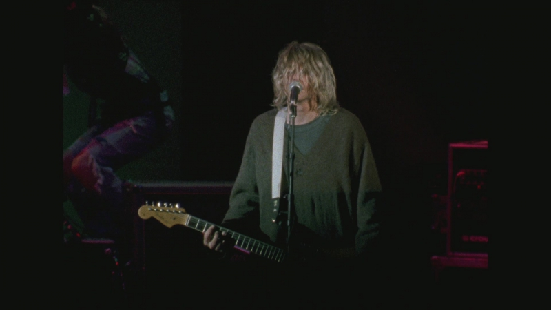 Nirvana - School (Live at the Paramount)