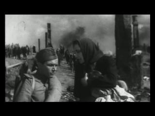 «Рядовой Александр Матросов» (1947) - военная драма, реж. Леонид Луков