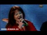 Екатерина Болдышева и группа Мираж в передаче Ретромания Я жду тебя