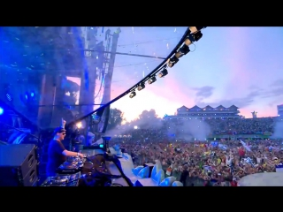 Eric Prydz @ Tomorrowland 2018