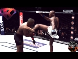 Daniel Cormier VS. Jon Jones 2 by Kramer