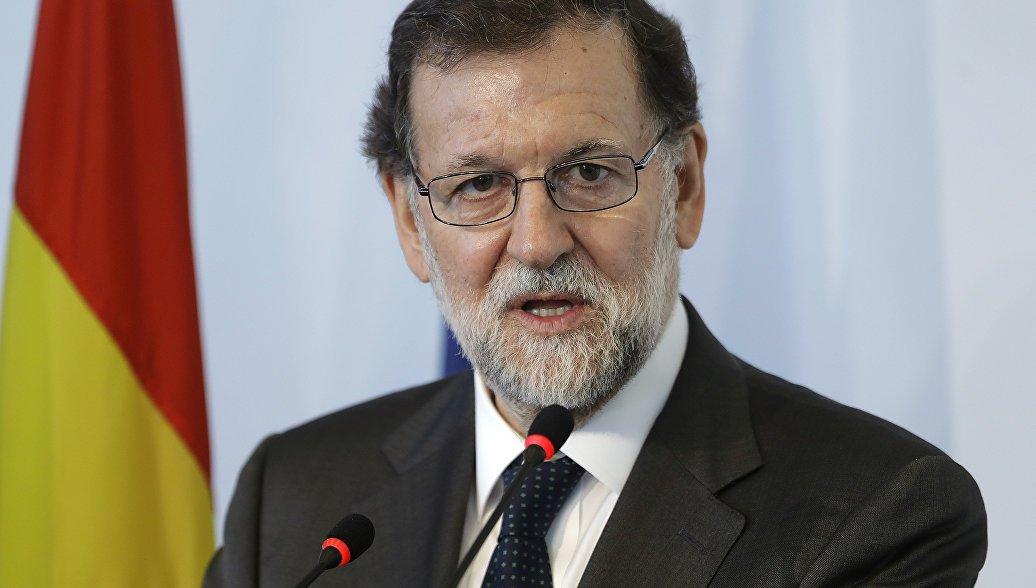 Премьер-министр прокомментировал возможное отстранение сборной Испании от ЧМ-2018 по футболу