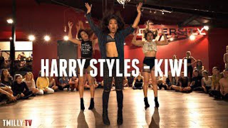 Harry Styles - Kiwi - Choreography by Galen Hooks - TMillyTV Dance