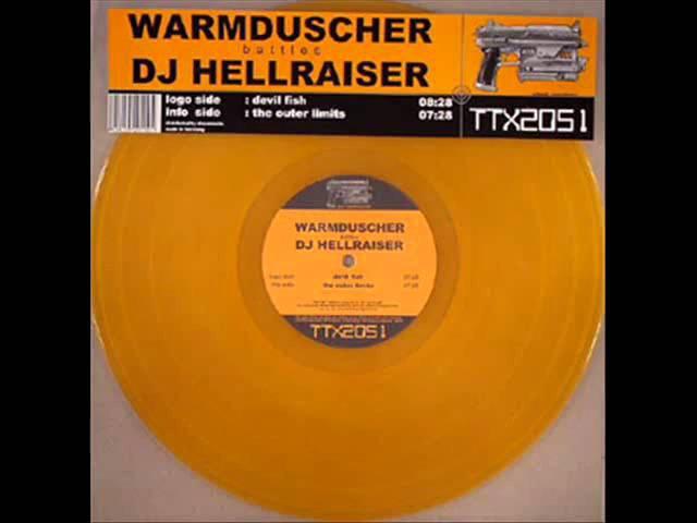 Warmduscher Battles DJ Hellraiser - The Outer Limits (Dark Matter Mix)