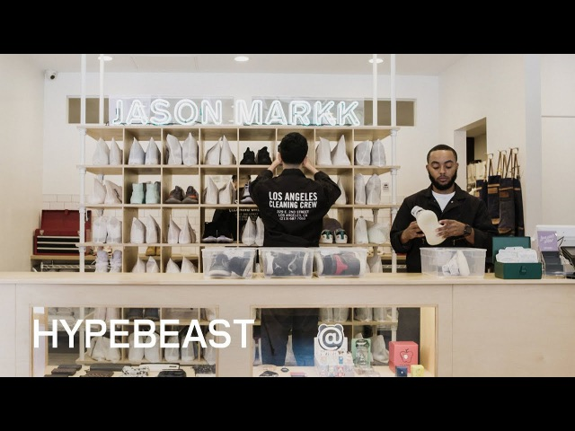 Jason Markk on Becoming the Best Shoe Cleaner