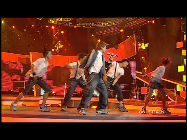 Junior Eurovision Song Contest 2006: Dani - Te Doy Mi Voz (Spain)