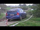 Artur OKAS Opel Astra OPC Wyścig Zapole 2010-09-26