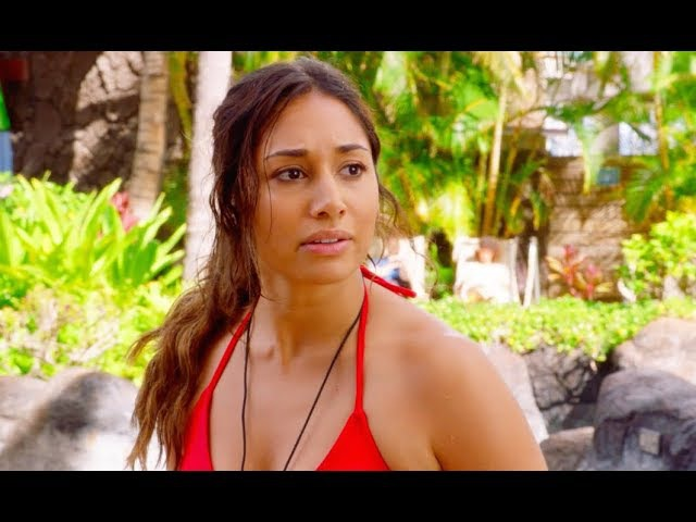 Meaghan Rath on 'Hawaii Five-0' First Look