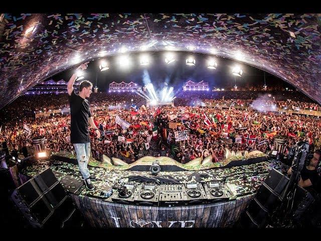 Martin Garrix - Tomorrowland 2017 (Live 50min)