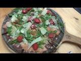 Черногория, Петровац Как готовят черную пиццу Влог Montenegro