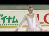 Nicola KORCK NZL Ladies Short Program EGNA-NEUMARKT 2017