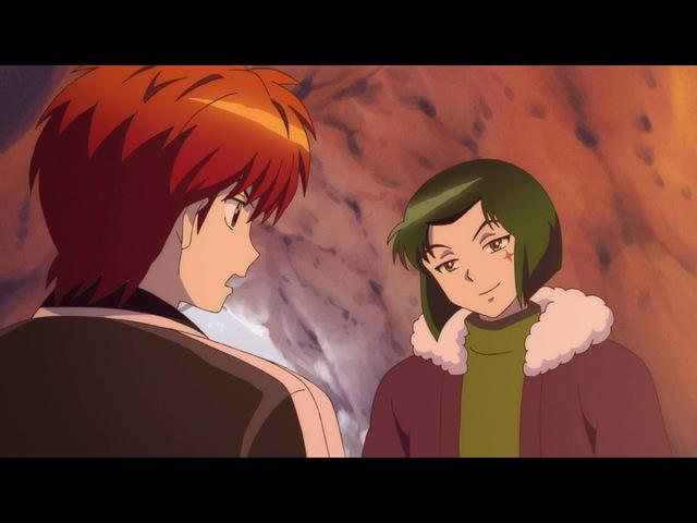 Kyoukai no Rinne ТВ 3 18 серия русская озвучка Shoker / Риннэ: Меж двух миров 3 сезон 18