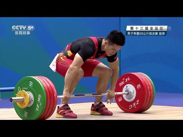 Shi Zhiyong vs Liao Hui - Chinese Nationals 2017