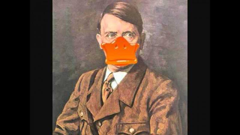 Fashist Sauce Adolf Hitler Barbra Streisand Parody