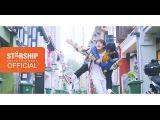 JOO HEON &amp I.M MONSTA X - BE MY FRIEND MIXTAPE