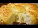 Отрывной яблочный пирог Ромашка