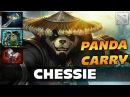 Chessie PANDA CARRY Brewmaster Dota 2