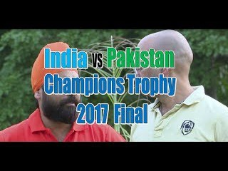 Mauka Mauka India vs Pakistan Champions Trophy 2017 Final Chakhne Pe Charcha