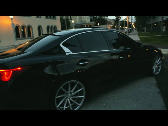 Raily's Infinity Q50 - Dropped - Downtown Fort Myers